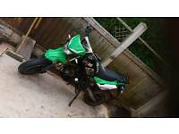 125cc BSR pitbike