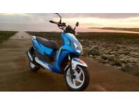 SYM jet 50 4r Moped