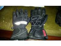 Spada storm motorcycle gloves
