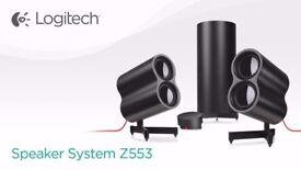 logitech Z553 2.1 speakers