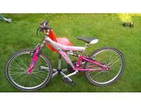 """Falcon Glacier Trail Bike (24"""" Wheel)"""