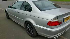 BMW 320ci sport