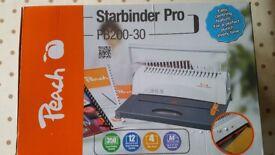 Starbinder Pro - Binding machine