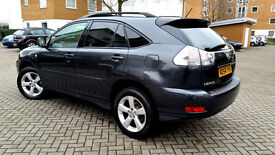 GREY LEXUS RX 300 SE L AUTO SUNROOF ALLOYS FULL LEXUS HISTORY SAT NAV CAMERA PX