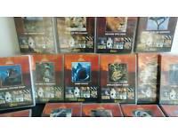15 unopened dvds