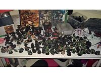 Warhammer 40k joblot Orks, Tyranids and more