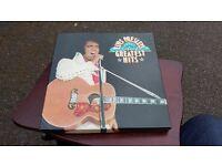 Elvis Greatest Hits 6 vinyls + bonus disc