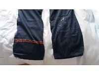 Maharishi Snopants - blue size 32x32