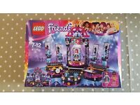 Lego Friends - Pop star show stage