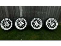 """BBS LM 18"""" wheels"""