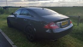 @@@beautifull mercedes cls 5.0 12 month mot full service @@@
