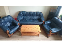 SOFA +2 ARMCHAIRS - COMFORTABLE AND STYLISH FOR SALE