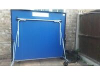 Indoor Table tennis board free to pick up