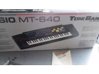 Casio MT-46 electronic portable keyboard Synthesizer Instrument casiotone piano
