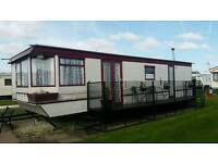 Caravan hire, Chapel St Leonards, nr Skegness