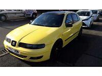 MODIFIED SEAT LEON CUPRA 240BHP PX SWAP RS TYPE R BMW E30 E34 E36 TURBO DRIFT TIPPER CR YZ KX MOTOX