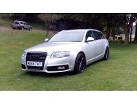 Audi a6 avant 2.0 tdi 2009 in great condition long mot