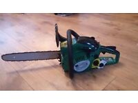 Petrol chainsaw brand new never used 41cc