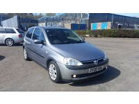 2003 (03 Reg) Vauxhall Corsa 1.0 i 12v Active 3dr,for £495, 12 Months Mot on Sale