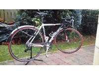 road bike 50cm trek triple
