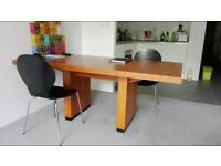 Nice dining room table or office desk