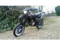 Yamaha wr125x low miles