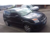 FORD FUSION..2006..1.4 TDCI..FULL MOT..LEATHER INT..PERFECT RUNNER NO ISSUES..PERFECT