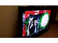 50'philips plasma hd ready with freeview, offer!