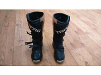 Hein-Gericke Waterproof off road-MX Boots