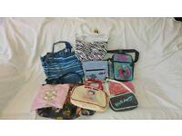 Job Lot Of Bags Handbags Animal Betty Boop Beautiful Boop Ooop-A-Doop Billabong Girl Teenager