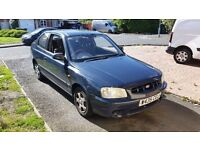 HYUNDAI ACCENT 1.3 Petrol - low mileage