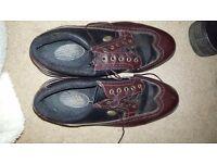 Ladies golf shoes size 6