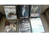 Dvd horror set 3