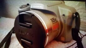 Cheap Panasonic Lumix digital camera. Brand New boxed. Collect today cheap