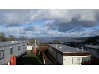 STATIC CARAVAN HOLIDAY IN NEW QUAY WALES 6 BERTH