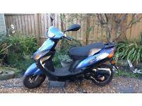 Giantco Sprint 49cc Moped - Full MOT