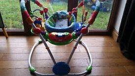 Baby Einstein Neighbourhood Friends Activity Jumper (used in excellent condition)