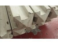 🌟 Concrete Fence Posts / Inters / Bases / Gravel Boards