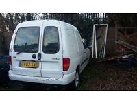 Van for sale 1.9 sdi diesel