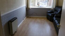 TO LET 2 Bedroom First floor flat Hawthon Road Ashington Northumberland.