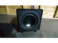 Cambridge audio subwoofer minx x300 in great condition
