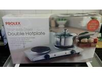 Brand new prolext double hobs