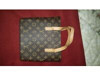 Louis Vuitton handbag and matching purse