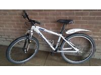 Small Mountain Bike 27 speed, mint conditions