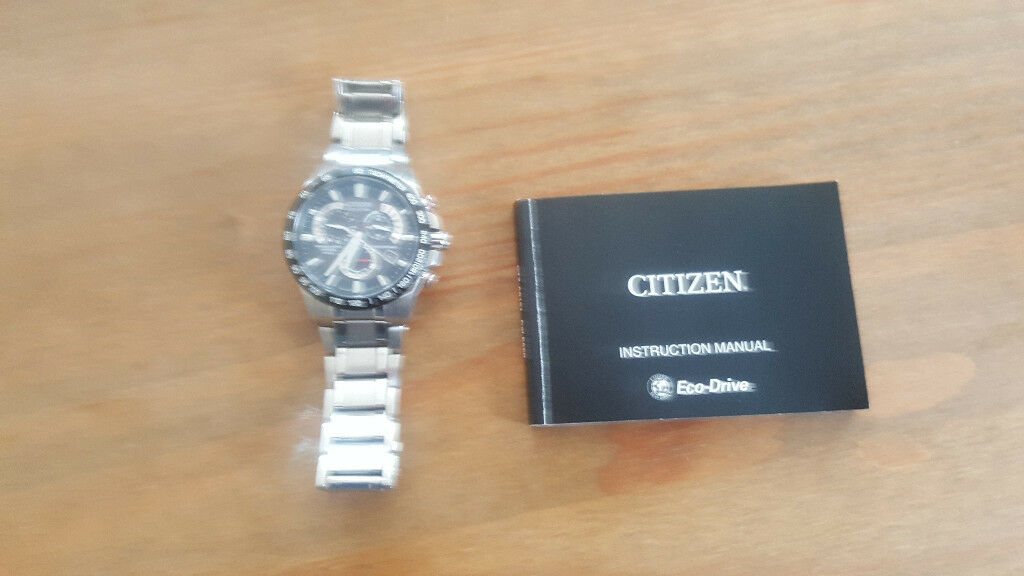 Citizen Eco Drive Watch Cal E650 Ct2 A8151 In Donegall Road
