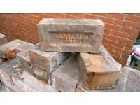 Used Accrington brick