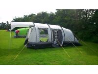 Isabella Livingstone Tent