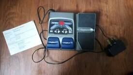 digitech rp80 effects pedal