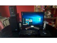 DELL VOSTRO 270 i3 WINDOWS 10 (64 BIT) TOWER PC SYSTEM