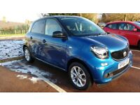 Smart Forfour Hatchback 1.0 Passion 5dr - Very low mileage - Immaculate condition